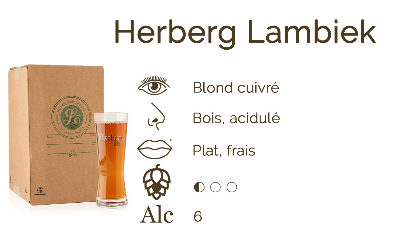 Smaakfiche def Herberg Lambiek_fr